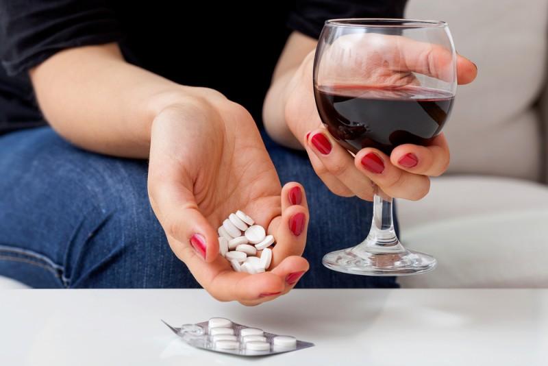 Таблетки вид алкоголизма