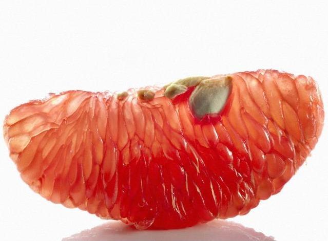 Как употреблять косточки грейпфрукта
