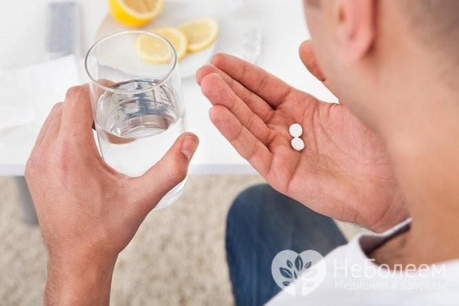 Мочегонные средства при давлении: таблетки и травяные препараты
