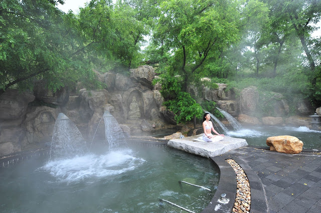 Вчём польза природных термальных источников для здоровья икрасоты человека?