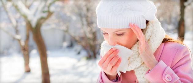 Симптомы холодовой аллергии и способы лечения