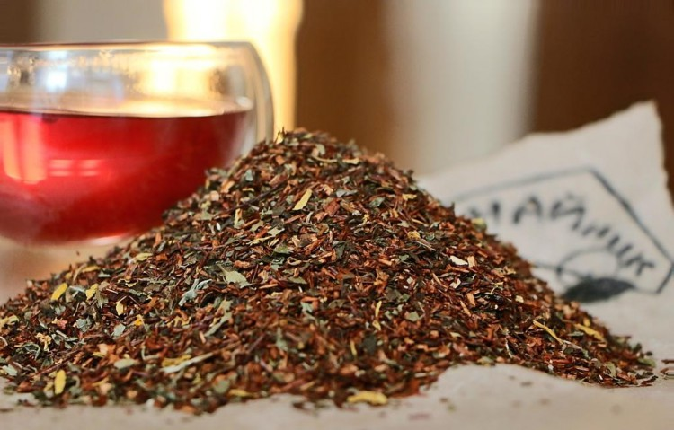 красный африканский чай ройбуш