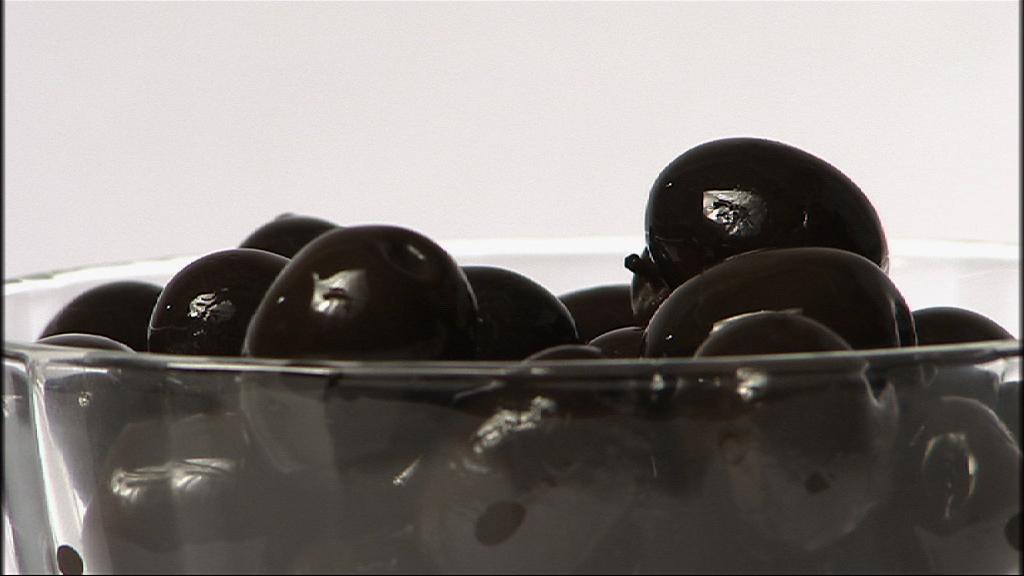 Ягода похожая на оливки